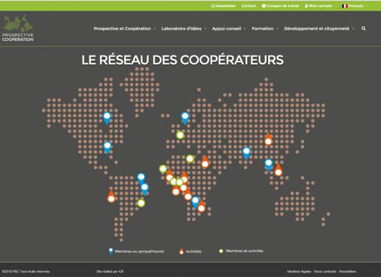 Prospective et Coopération | AdHocVerbis