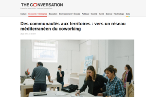 Coworkmed coworking The Conversation