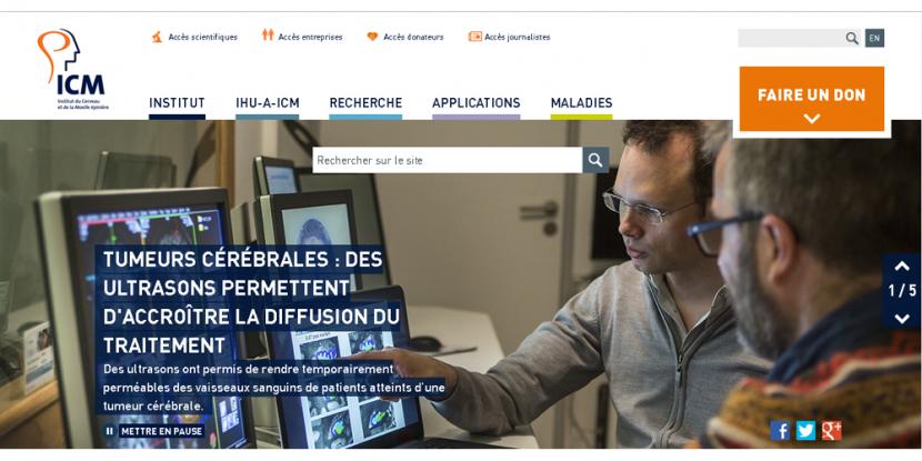 Site ICM